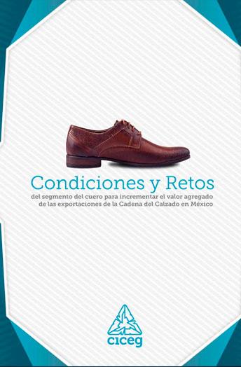 Condiciones retos del segmento del cuero para incrementar el valor agregado de las exportaciones de la Cadena del Calzado en México