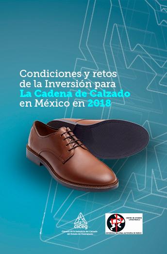 Condiciones y retos de la Inversión para La Cadena de Calzado en México en 2018
