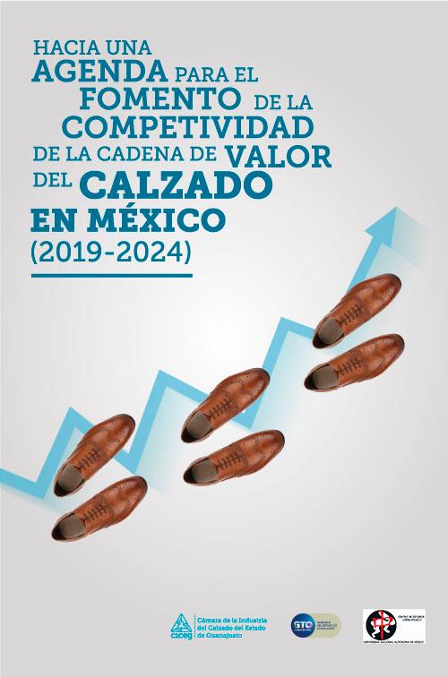 Hacia una agenda para el fomento de la competitividad de la cadena de valor del calzado en México
